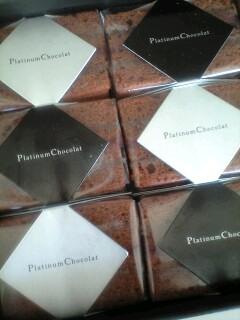プラチナショコラ