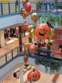 かぼちゃだらけ!