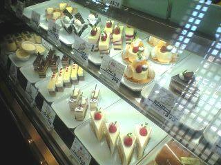 美味しいケーキ屋さん見つけた!