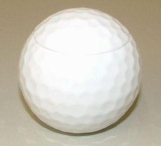 ゴルフボール型分骨用骨壷
