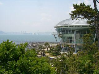 APEC会議場