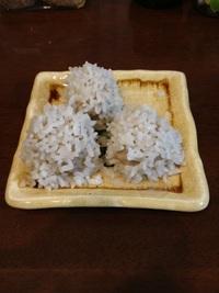 インディカ米シュウマイ(インディカ米レシピ3)