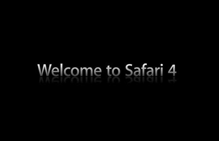 Safari 4 BATA