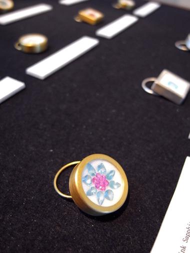 薗部 悦子 Jewelry Exhibition