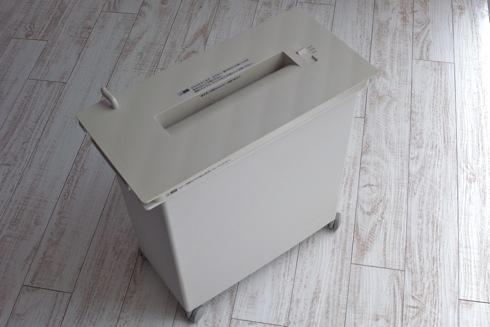 コクヨシュレッダー「KPS-X120W」