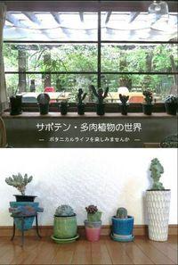サボテン&多肉植物イベント ~最終日~