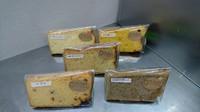 シフォンケーキ5種類とお気に入りサボテン