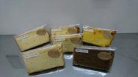 シフォンケーキ6種類とカトルカール