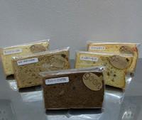 シフォンケーキ臨時納品と読書