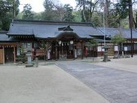 足を助ける足助神社