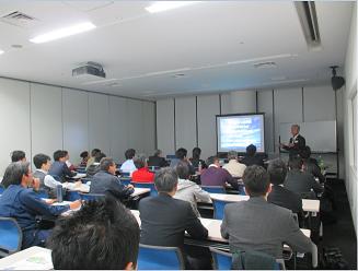 チャレンジセミナー「『病院』がトヨタを超える日」著者・北原茂美氏講演会を開催しました