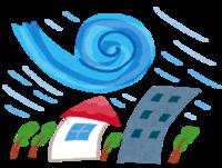 台風に伴う臨時休業のお知らせ:2019年7月27日(土)