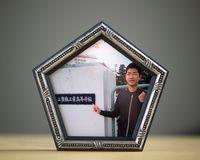 【新商品】合格祈願の正五角形「108(突破)フレーム」豊橋の額縁屋さん「美創舎」