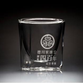 2月18日岡崎経済新聞に家康公顕彰四百年記念のダブルウォールグラスの記事が掲載されました