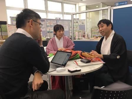 『日本文化をより多くの方に伝えたい』雅楽二重奏菊理さんの展開をサポート!