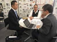 岡崎ならではの業界新聞、日本石材工業新聞社さんの展開をサポート
