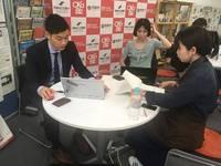 楽天ECコンサルによる、第6回ネットショップ個別相談会実施! 2017/07/20 12:01:14