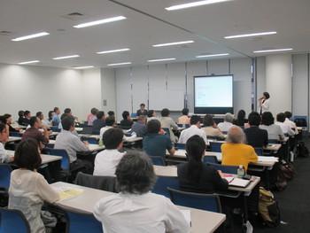 【セミナー開催レポート】楽天 執行役員河野奈保氏 講演会 『ネットショップ市場の未来と可能性 』