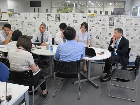 f-Bizセンター長・小出宗昭さんに学ぶ!「中小企業支援事例勉強会」