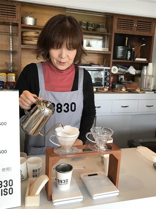 パンにコーヒー。。。ではなく、お味噌汁?!おしゃれすぎるミソスープスタンドが岡崎に
