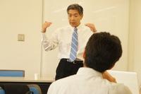 Bizモデルを目指す仲間が集結!f-Biz小出宗昭センター長と合同でスタッフ研修を開催