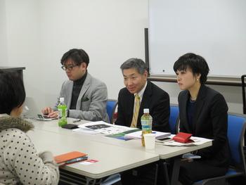 f-Bizセンター長・小出宗昭さんの特別相談会を開催しました