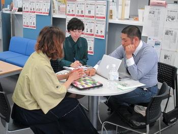 英会話教室JOY and TRUST・中根さん