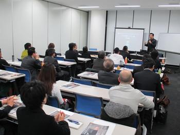 セミナー開催報告・OKa-Biz開設1周年記念企画・DDR安藤竜二のブランド塾1回目開催しましたー