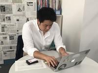 壱岐市産業支援センターIki-Biz 森センター長、オカビズでの研修実施中!