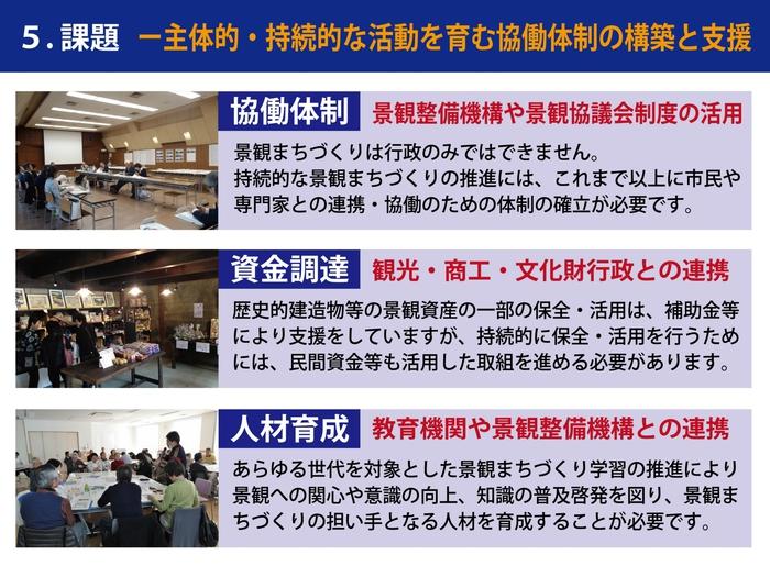 岡崎市の景観まちづくりの取組その9