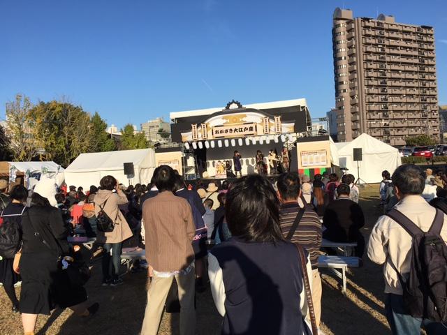 岡崎城まつり