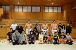 岡崎市相撲教室