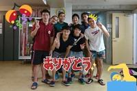 7代目キャプテン 卒業!