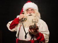速報!サンタさんが出発の準備をしています!