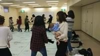 ベビービクス、リズム遊びで親子で楽しく絆を深めよう\(^O^)/