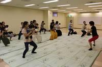 親子リズム遊び・親子フィットネス・ベビーとママのフラダンス