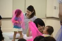 親子コミュケの会 開催案内 リトミック ベビーとママのフラダンス 親子フィットネス ベビービクス 体操遊び