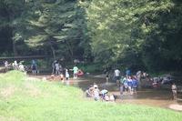王滝渓谷 …水遊び・バーベキュー・森林浴