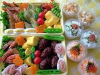 5月14日 体育祭ピクニック弁当☆