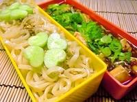 7月12日 四川風麻婆de冷しつけ麺のお弁当☆ 2011/07/12 07:07:07