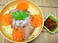 9月10日 自家製食べラ~de冷しチャ~シュ~麺のお弁当☆ 2011/09/10 07:16:05