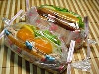 7月10日 どーんとツナとチャーシューロールのお弁当☆ 2012/07/10 09:09:05