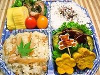 8月2日 夏野菜たっぷりde部活用仕出し弁当☆ 2012/08/02 06:51:01