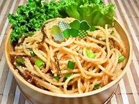 10/13 簡単明太子スパゲティ~de時短☆補習弁当☆