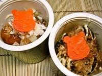 2月26日 フードポットで温か揚げたこ焼き弁当☆ 2012/02/27 09:54:58