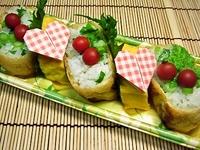 3月17日 香ばし焼き揚げin混ぜご飯のおにぎり弁当☆ 2012/03/17 07:08:13