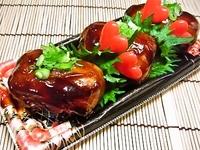 3月26日 甘辛味噌味で肉巻きおにぎりのお弁当☆ 2012/03/26 10:39:48