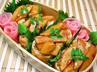 4月25日 甘酢しょうが薔薇de華やか筍キンピラいなり弁当 2012/04/25 07:20:05