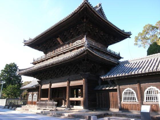 岡崎いいとこ風景ブログ:大樹寺...