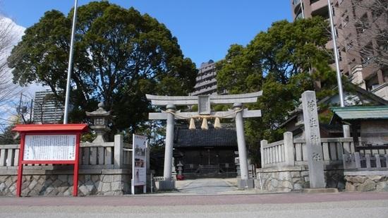 通り名のある風景(竹千代通り:その1)